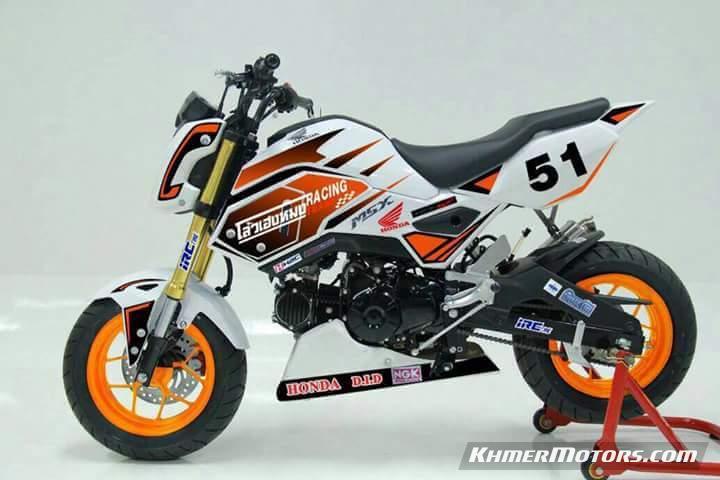 Honda Grom Price >> custom-honda-grom-msx-125-motorcycle-msx125sf-mini-bike ...