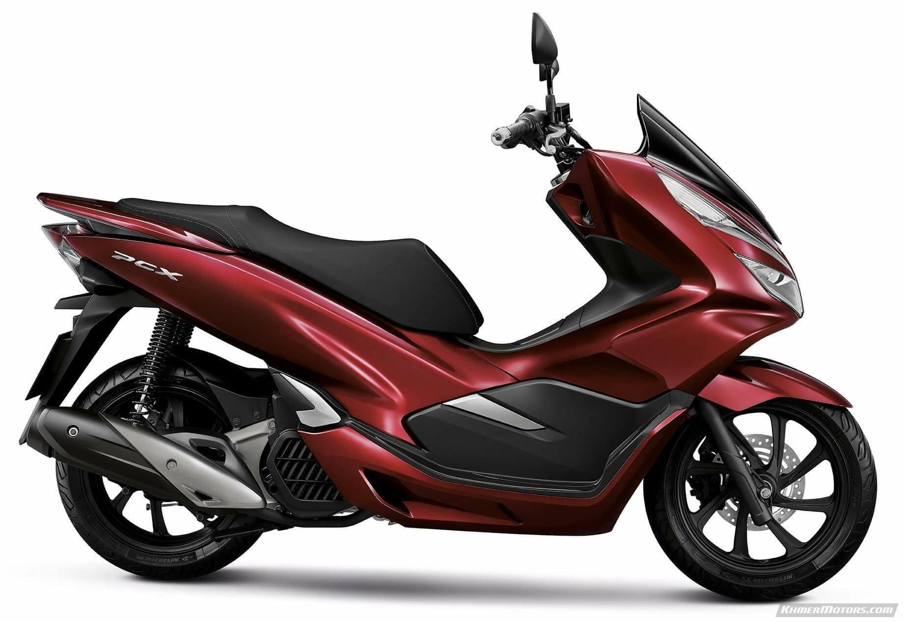 Honda pcx150 2018 price khmer motors for 2017 honda pcx 150