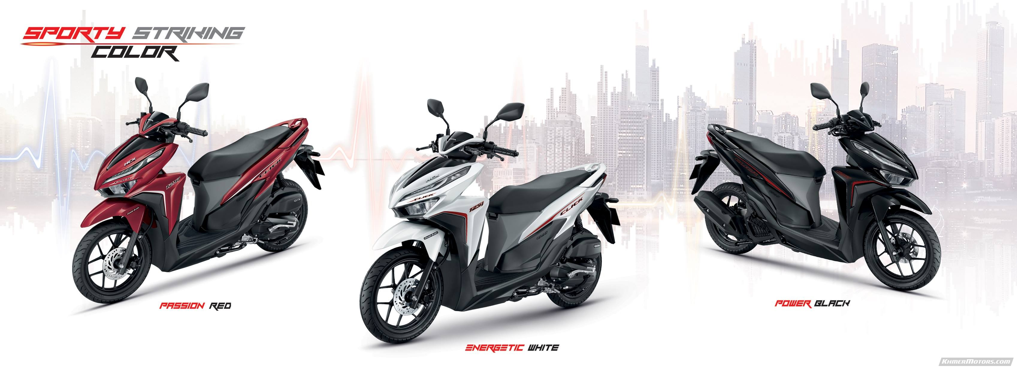 all new honda click125i 2019 sporty arousing  1
